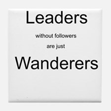 Leaders - Wanderers Tile Coaster