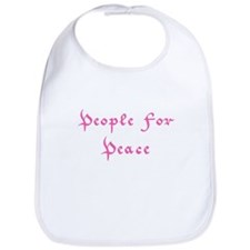 People for Peace Bib