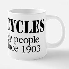 Helping Ugly People 20 oz Ceramic Mega Mug