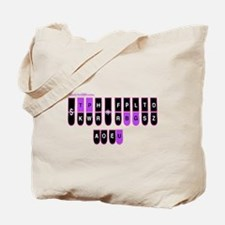 district818 Tote Bag