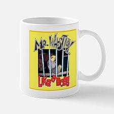 """Mr Whistley """"Like A Boss"""" Mug"""