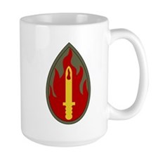 Blood and Fire Mug