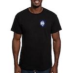 Battle-Axe Men's Fitted T-Shirt (dark)