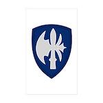 Battle-Axe Sticker (Rectangle 50 pk)