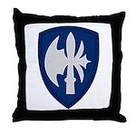 Battle-Axe Throw Pillow