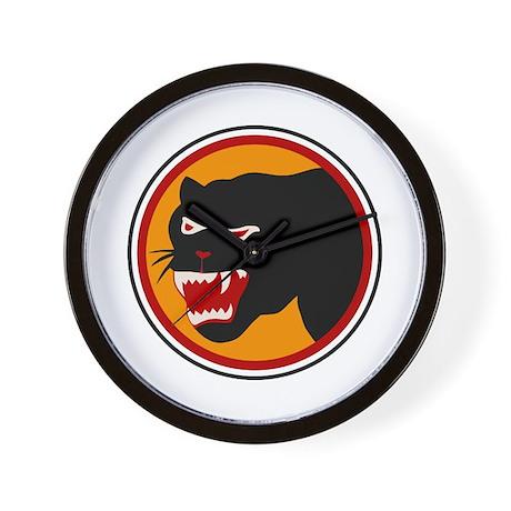 Black Panther Wall Clock