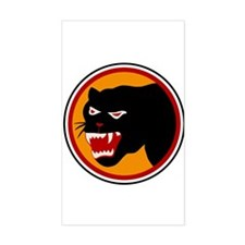 Black Panther Decal