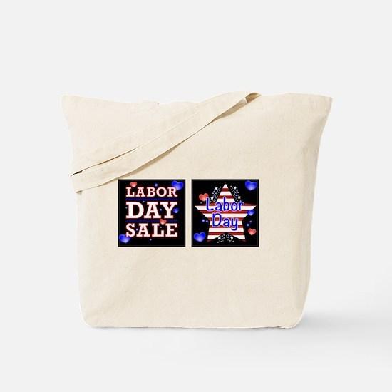 Labor Day (Sale) Tote Bag