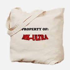 Property of MK-ULTRA Tote Bag
