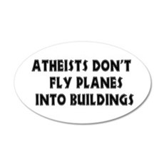Atheist Truth Wall Decal