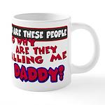 callingdaddy.png 20 oz Ceramic Mega Mug