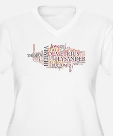 Midsummer Night's Wordle T-Shirt