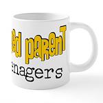 Confused Parent 20 oz Ceramic Mega Mug