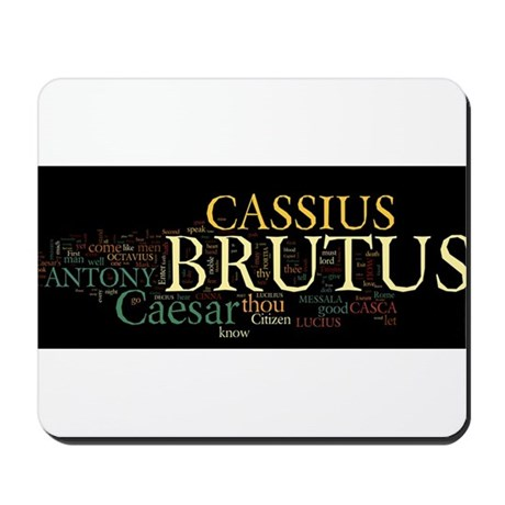 Julius Caesar Mousepad