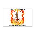 Faith Based Counselor 22x14 Wall Peel