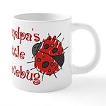 grandpalovebug.png 20 oz Ceramic Mega Mug