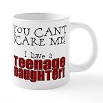 teenage daughter.png 20 oz Ceramic Mega Mug