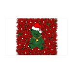 Christmas Bear 38.5 x 24.5 Wall Peel
