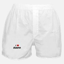 I * Shayne Boxer Shorts