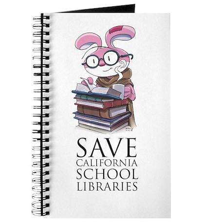 Save California School Libraries Journal