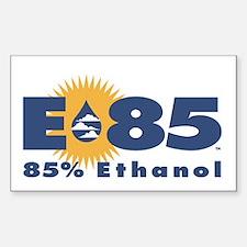 E-85 3x5 Decal