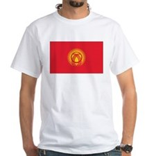 Kyrgyzstan Flag Shirt