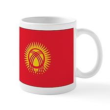 Kyrgyzstan Flag Mug