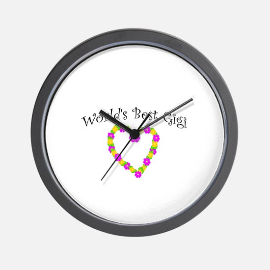 Cute Gramma Wall Clock