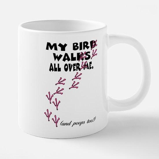 birdwalks23.png 20 oz Ceramic Mega Mug