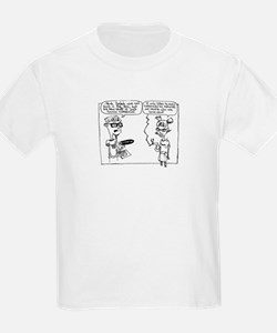 hipsters Kids T-Shirt