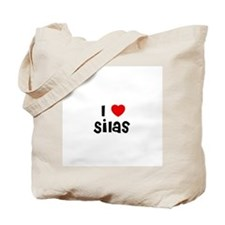 I * Silas Tote Bag