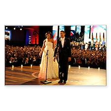 Barack Obama Inauguration Decal