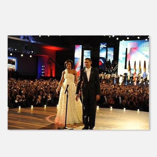 Barack Obama Inauguration Postcards (Package of 8)