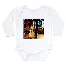 Barack Obama Inauguration Long Sleeve Infant Bodys