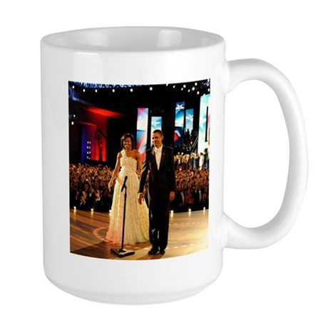Barack Obama Inauguration Large Mug