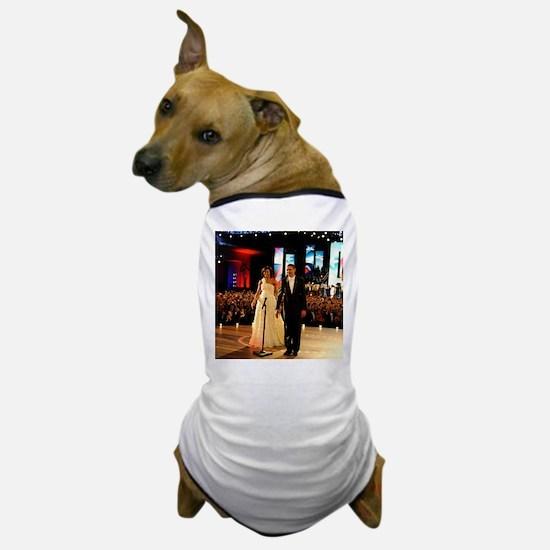 Barack Obama Inauguration Dog T-Shirt