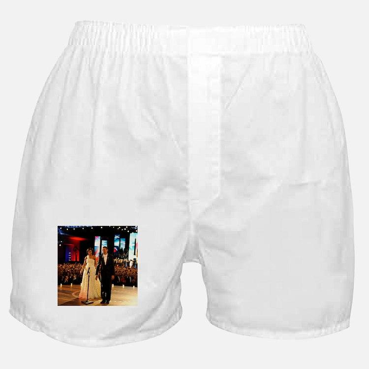 Barack Obama Inauguration Boxer Shorts