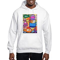 Poptoon #2 Hooded Sweatshirt