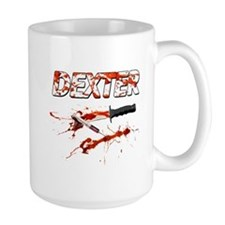 Dexter ShowTime Knife & syrin Mug
