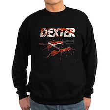 Dexter ShowTime Knife & syrin Sweatshirt