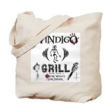 Wendigo or Windigo Grill Tote Bag