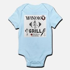 Wendigo or Windigo Grill Infant Bodysuit