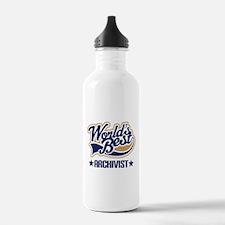 Archivist Water Bottle