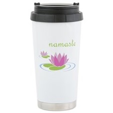 namaste Travel Mug