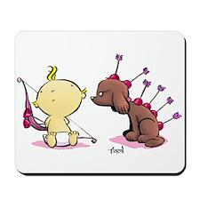 Dog eat Doug: Cupid Mousepad