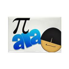 Pi ala Moe Rectangle Magnet