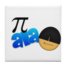 Pi ala Moe Tile Coaster
