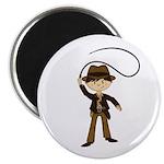"Cute Mini Explorer 2.25"" Magnet (100 pack)"