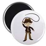 "Cute Mini Explorer 2.25"" Magnet (10 pack)"