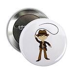 """Cute Mini Explorer 2.25"""" Button (10 pack)"""